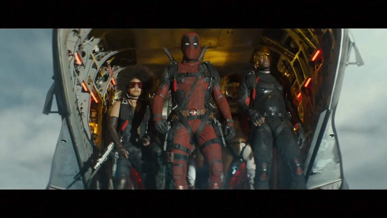Deadpool 2 TV Spot - Best Shot (2018) Screen Capture #2