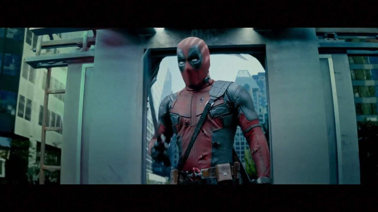 Deadpool 2 TV Spot - Best Shot (2018) Screen Capture #4