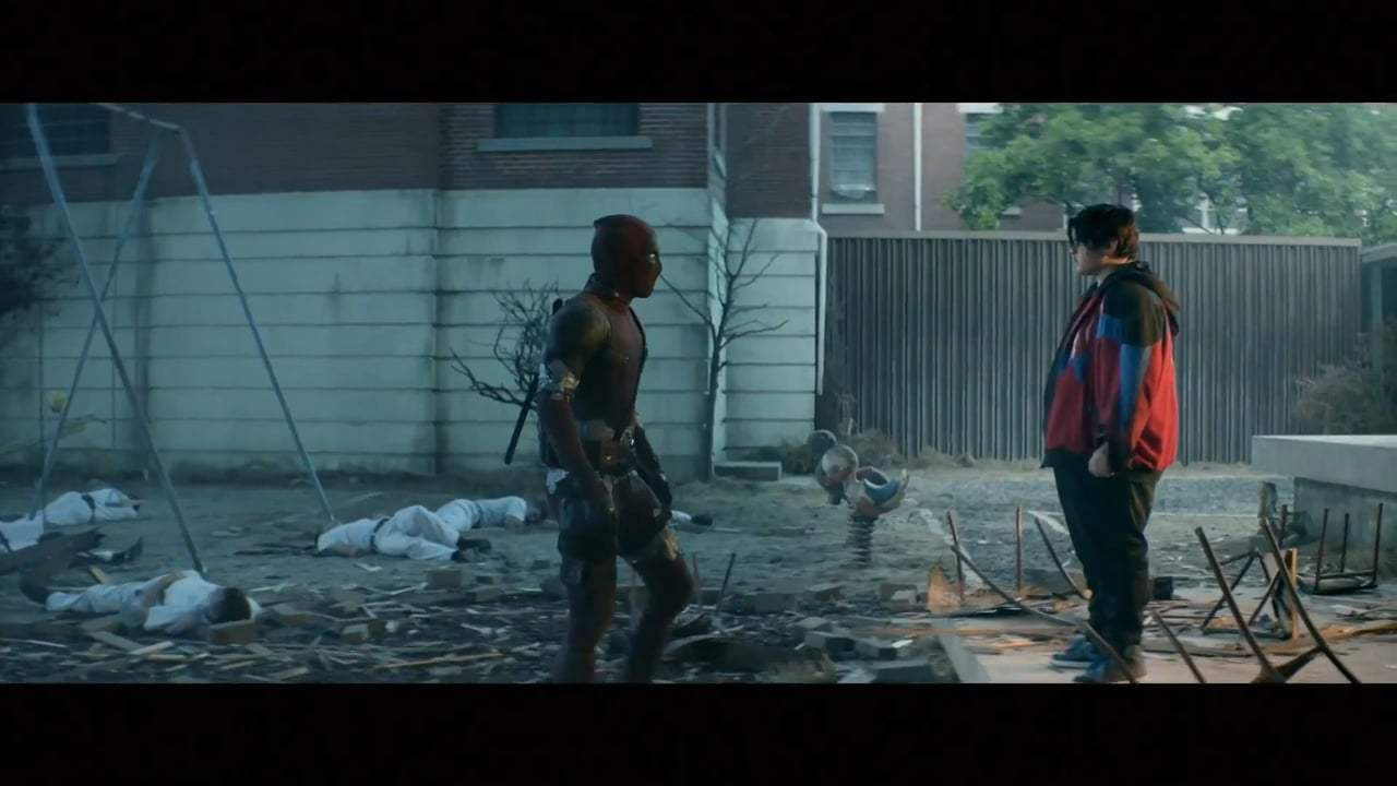 Deadpool 2 TV Spot - Teabag (2018) Screen Capture #1