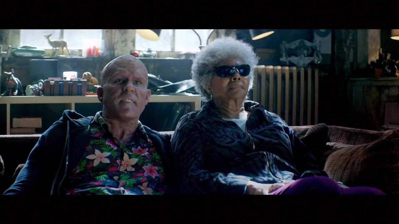 Deadpool 2 TV Spot - Teabag (2018) Screen Capture #2