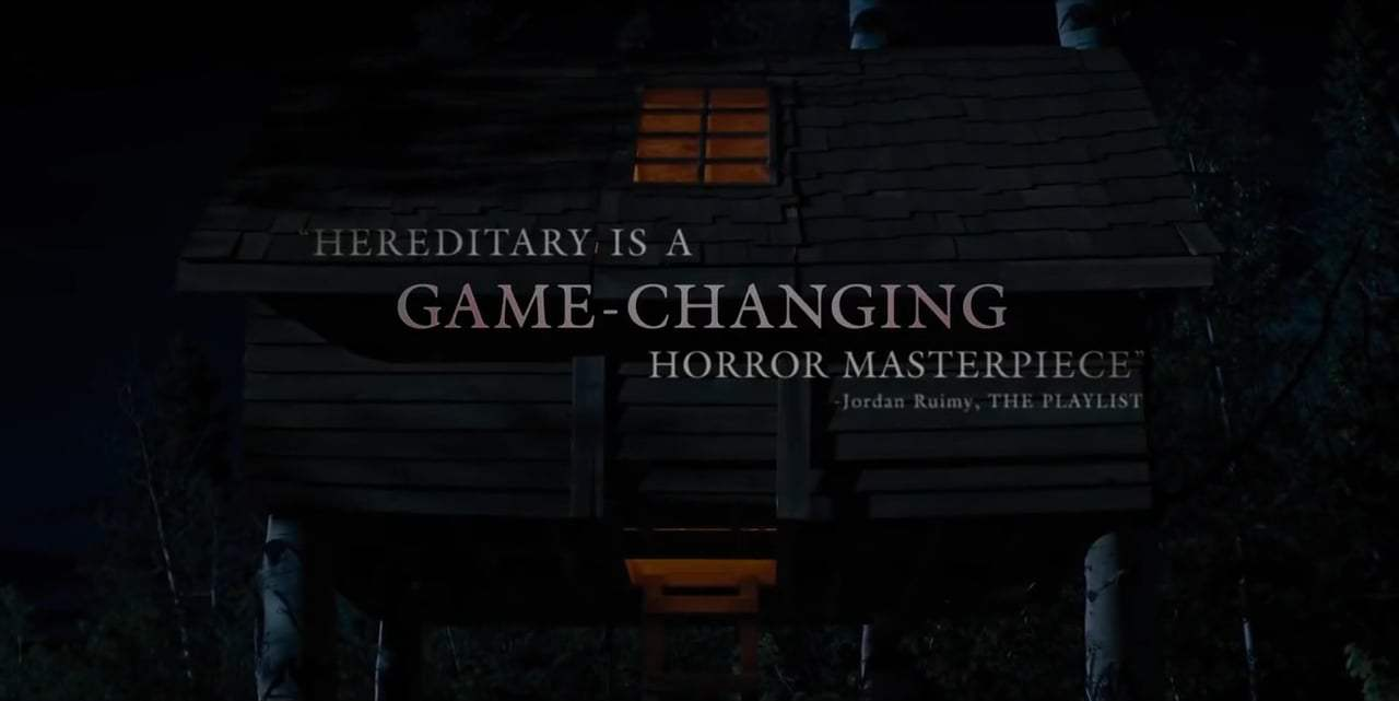 Hereditary Theatrical Trailer (2018) Screen Capture #2