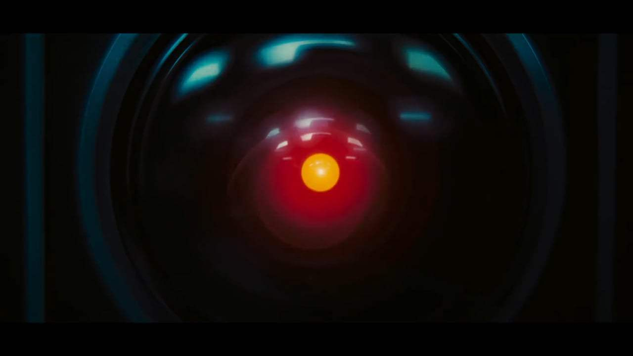 2001: A Space Odyssey Theatrical Trailer (1968) Screen Capture #1