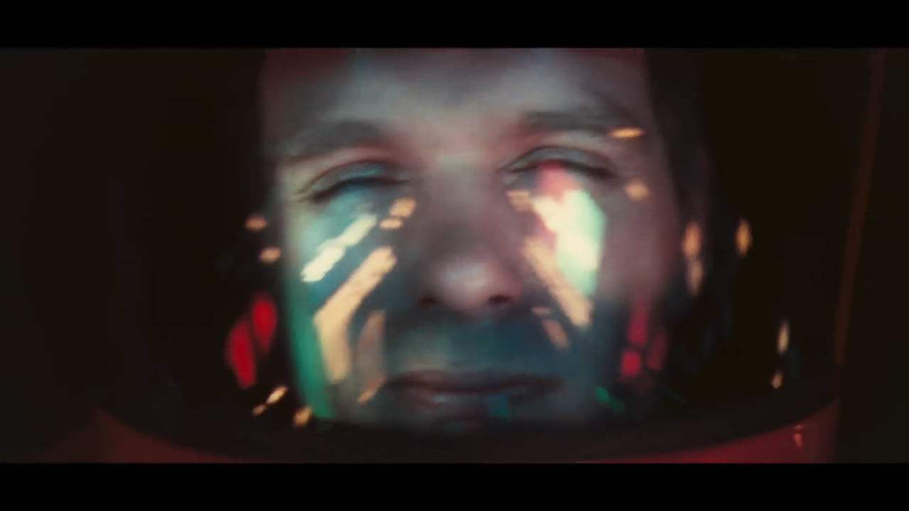 2001: A Space Odyssey Theatrical Trailer (1968) Screen Capture #3