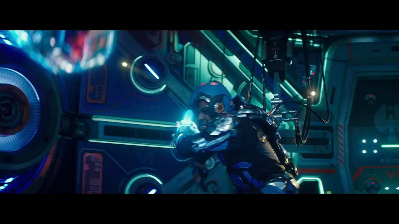 Pacific Rim Uprising TV Spot - Own It (2018) Screen Capture #1