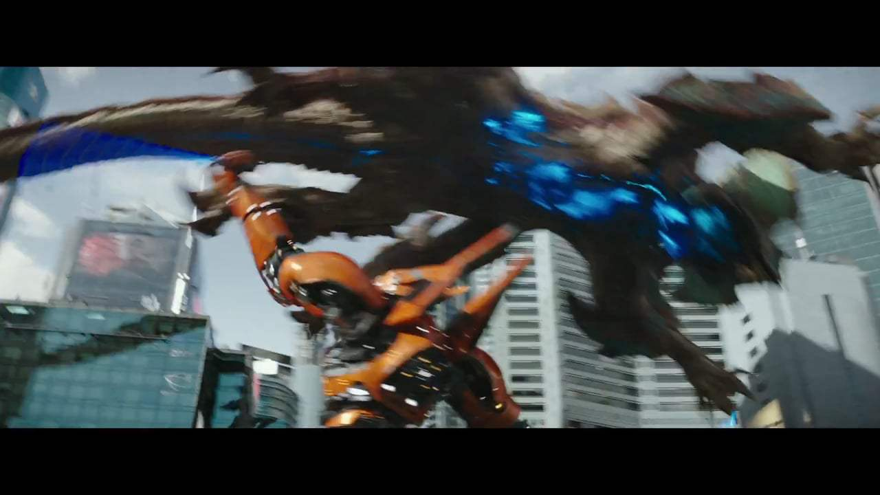 Pacific Rim Uprising TV Spot - Own It (2018) Screen Capture #2