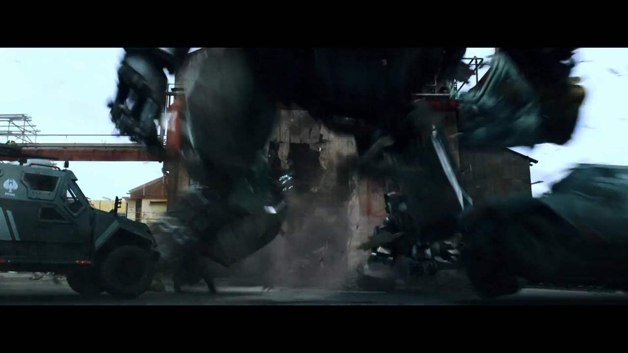 Pacific Rim Uprising TV Spot - Own It (2018) Screen Capture #3