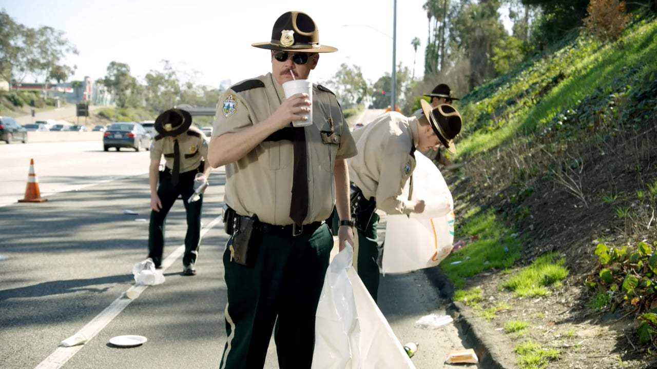 Super Troopers 2 Viral - Adopt a Highway (2018) Screen Capture #2