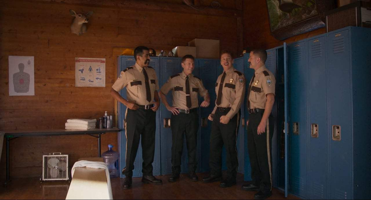 Super Troopers 2 (2018) - Back in Business Screen Capture #4