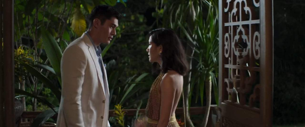 Crazy Rich Asians Trailer (2018) Screen Capture #2