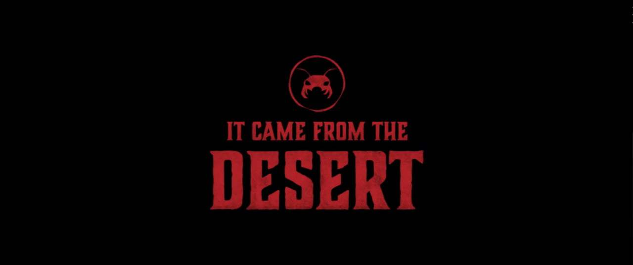 It Came from the Desert Trailer (2018) Screen Capture #4