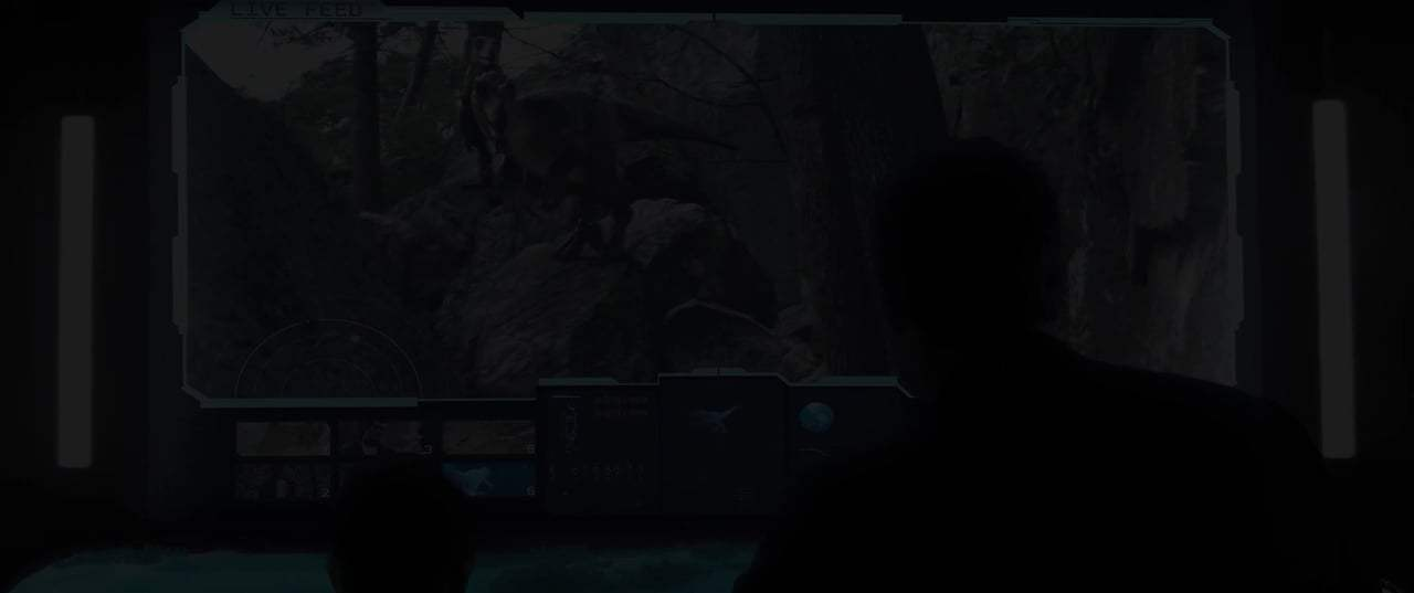 The Jurassic Games Trailer (2018) Screen Capture #3