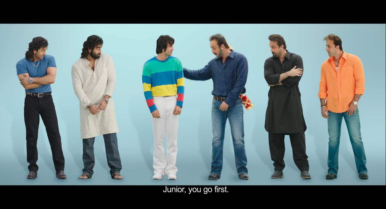 Sanju Trailer (2018) Screen Capture #3