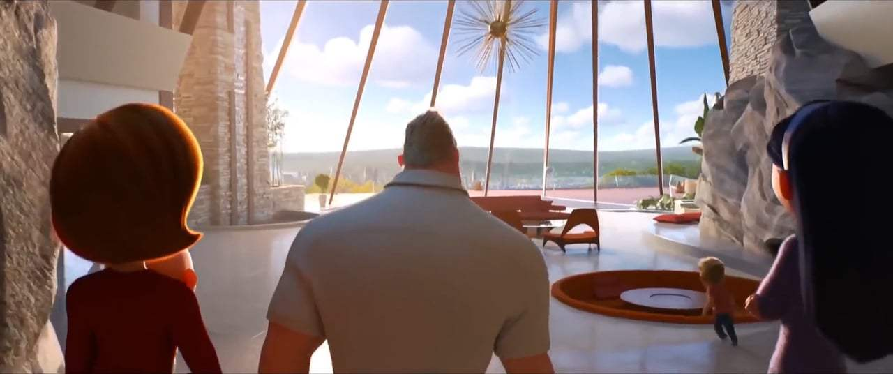The Incredibles 2 International Trailer (2018) Screen Capture #2