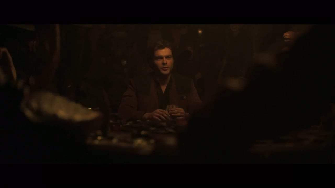 Solo: A Star Wars Story TV Spot - Disney Promo (2018) Screen Capture #3