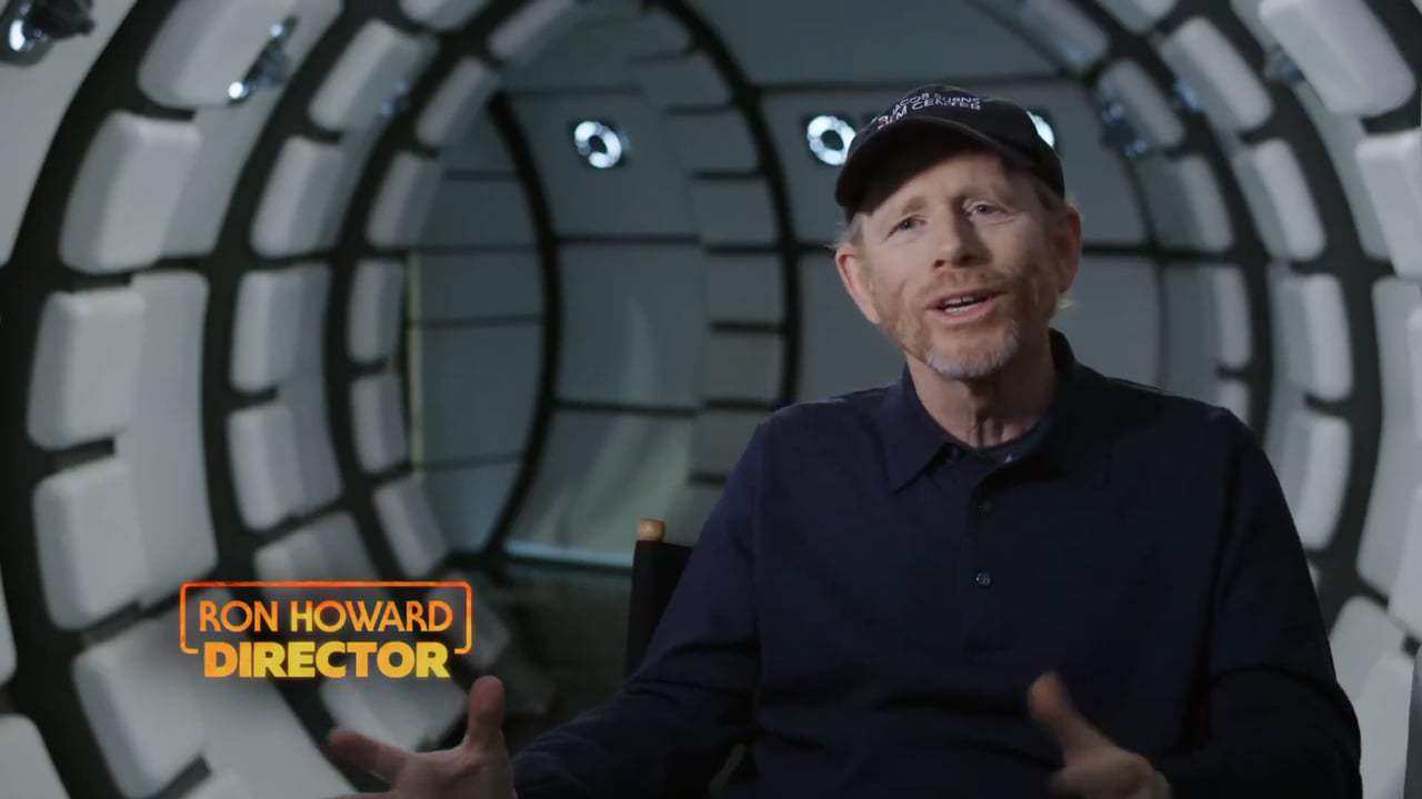 Solo: A Star Wars Story Featurette - Becoming Solo (2018) Screen Capture #1