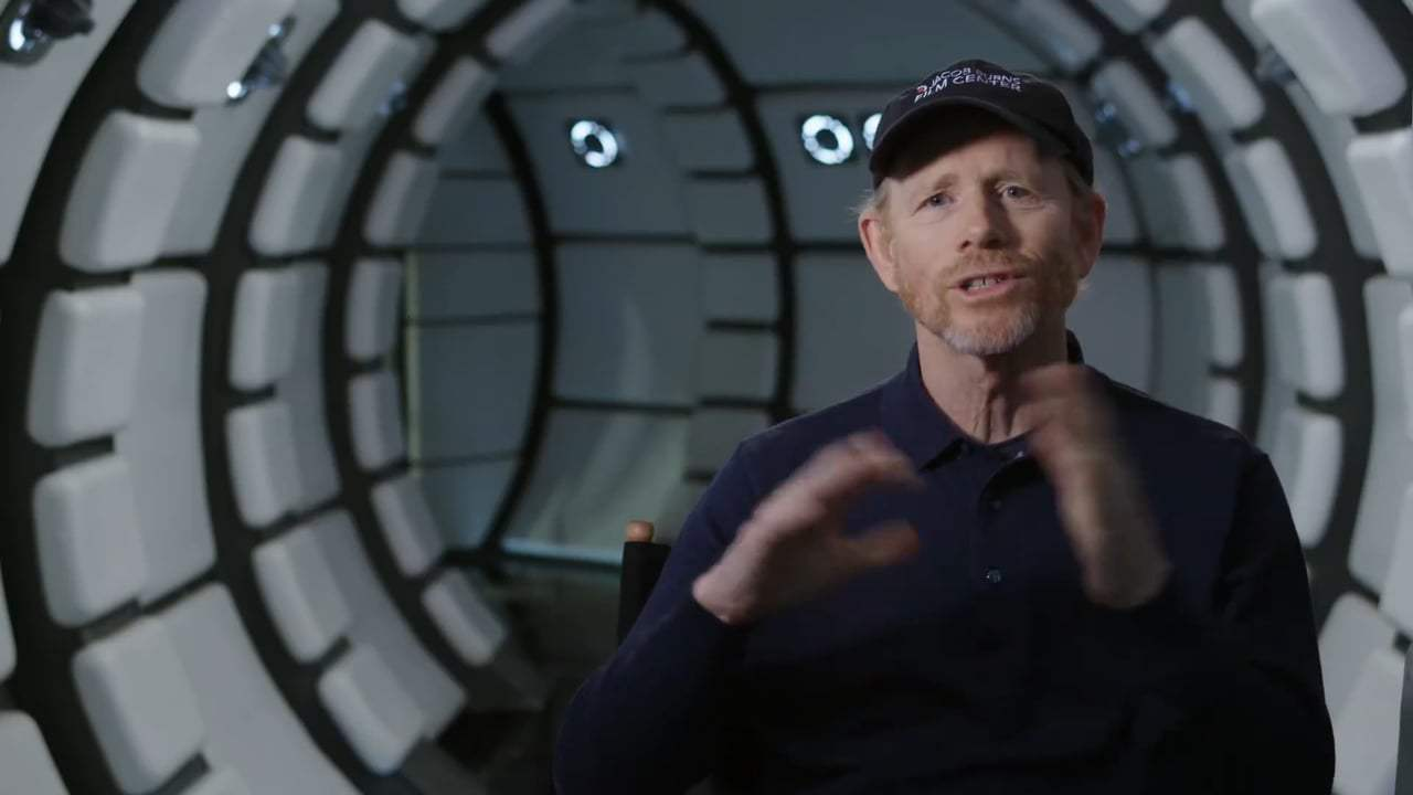Solo: A Star Wars Story Featurette - Becoming Solo (2018) Screen Capture #2