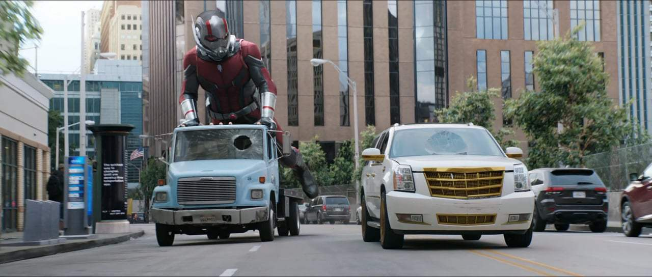 Ant-Man and the Wasp Theatrical Trailer (2018) Screen Capture #1