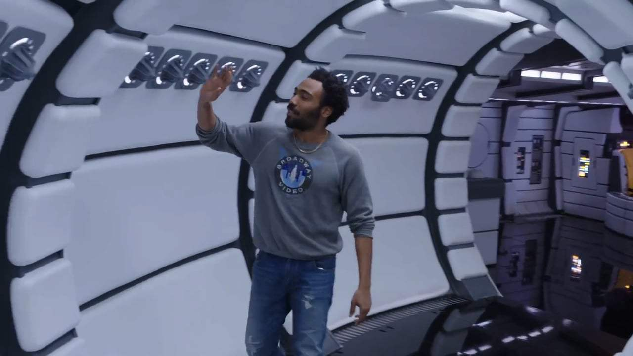 Solo: A Star Wars Story Featurette - Tour The Millennium Falcon (2018) Screen Capture #2