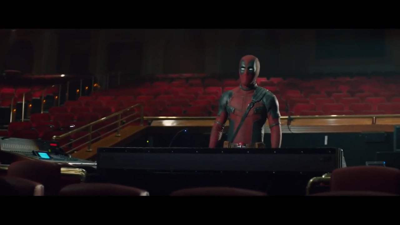 Deadpool 2 TV Spot - Céline Dion (2018) Screen Capture #1