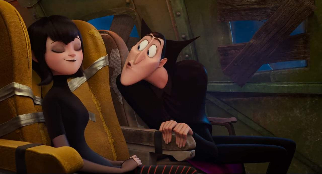 Hotel Transylvania 3: Summer Vacation (2018) - Gremlin Air Screen Capture #3