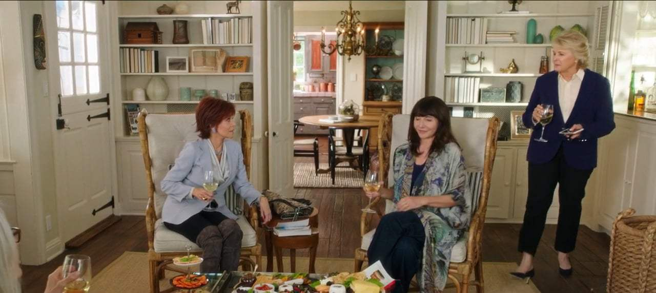 Book Club (2018) - Happiest 18 Years Screen Capture #2