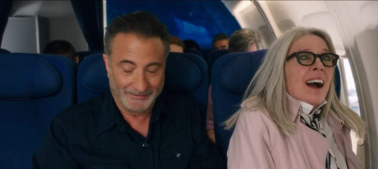 Book Club (2018) - Meeting On A Jet Plane Screen Capture #1