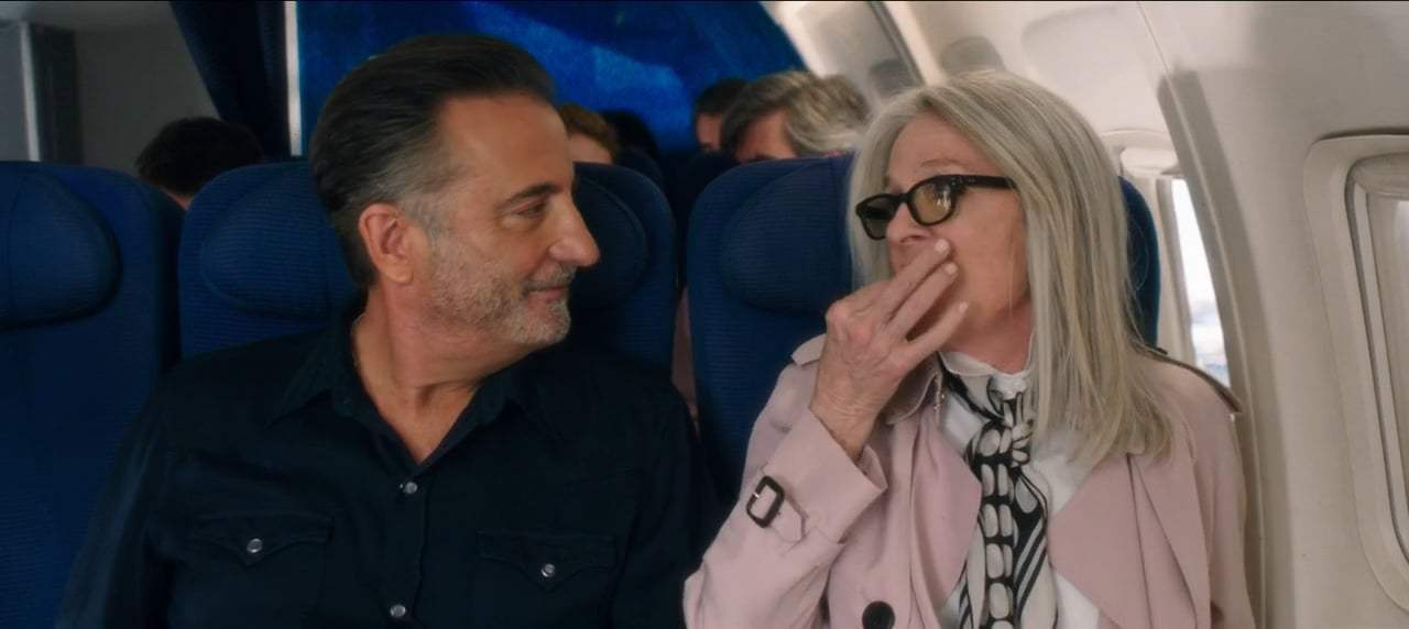 Book Club (2018) - Meeting On A Jet Plane Screen Capture #2
