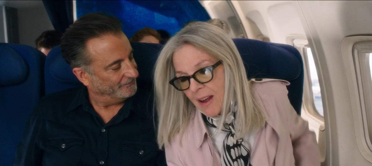 Book Club (2018) - Meeting On A Jet Plane Screen Capture #3