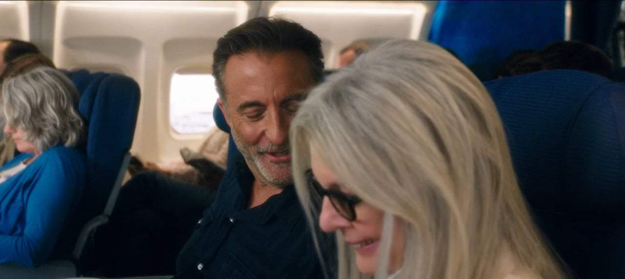 Book Club (2018) - Meeting On A Jet Plane Screen Capture #4