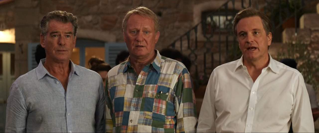 Mamma Mia! Here We Go Again Feature Trailer (2018) Screen Capture #4