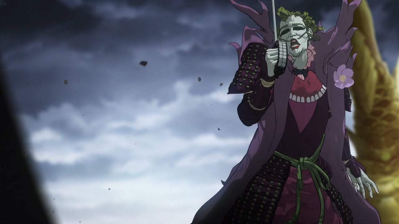 Batman Ninja (2018) - Sword Fight Screen Capture #1