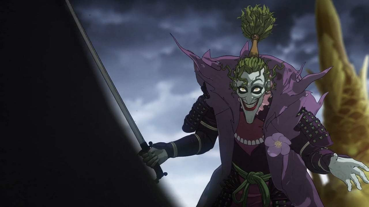 Batman Ninja (2018) - Sword Fight Screen Capture #2