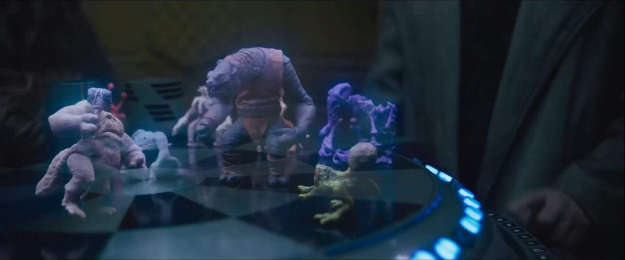 Solo: A Star Wars Story (2018) - Holochess Screen Capture #1