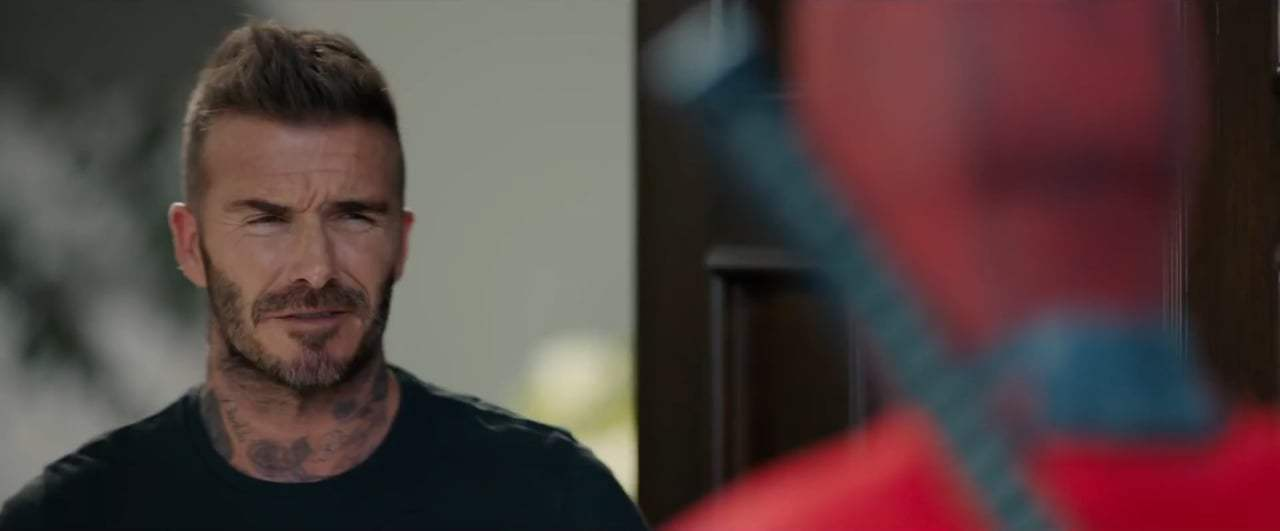 Deadpool 2 Viral - With Apologies to David Beckham (2018) Screen Capture #3