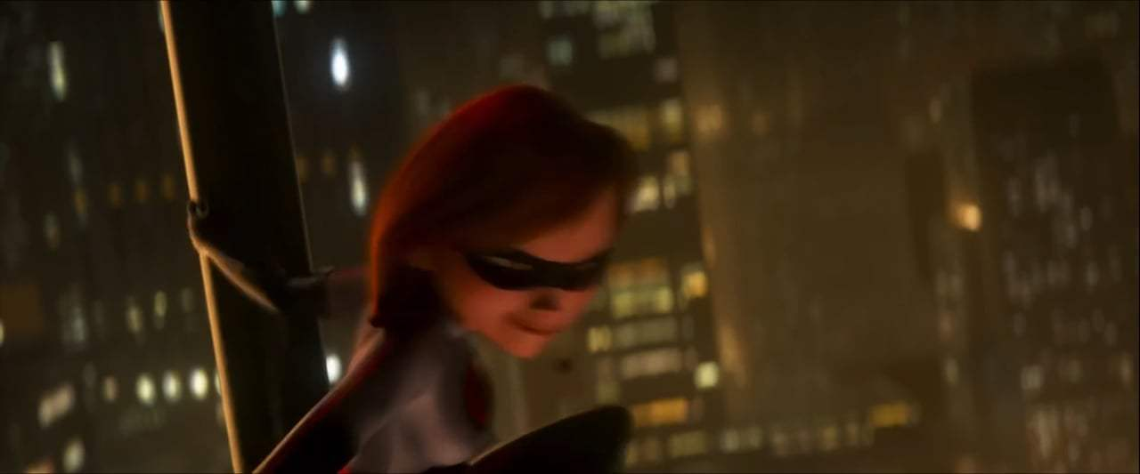 The Incredibles 2 TV Spot - Suit Up (2018) Screen Capture #1