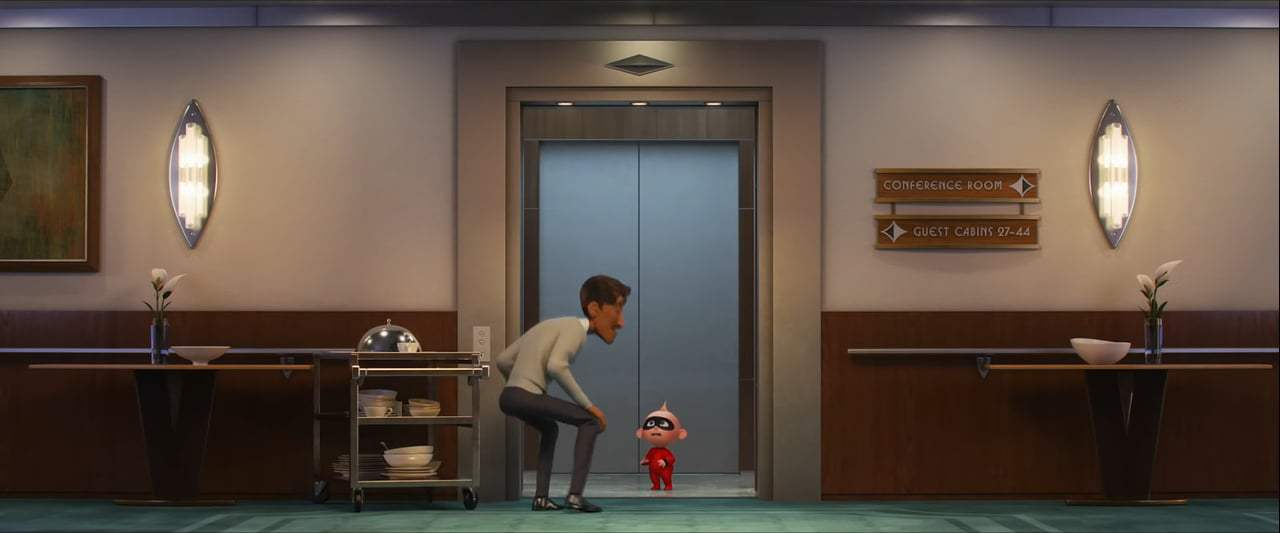 The Incredibles 2 TV Spot - Suit Up (2018) Screen Capture #4