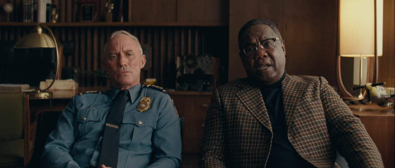 BlacKkKlansman Trailer (2018) Screen Capture #1