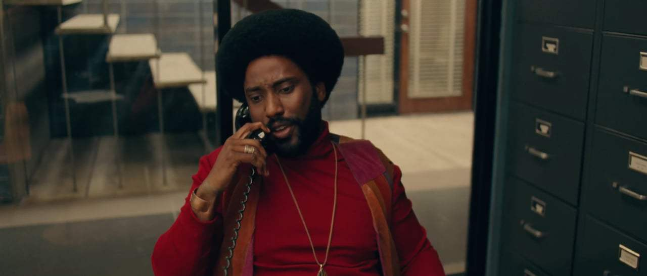 BlacKkKlansman Trailer (2018) Screen Capture #2