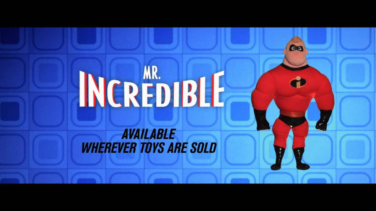 The Incredibles 2 Viral - Mr. Incredible Vintage Toy Commercial (2018) Screen Capture #4