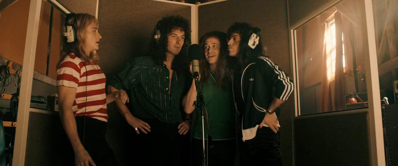 Bohemian Rhapsody Trailer (2018) Screen Capture #2