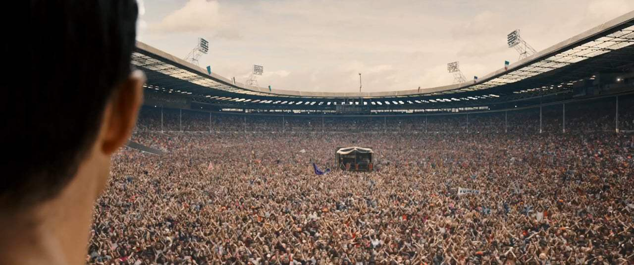 Bohemian Rhapsody Trailer (2018) Screen Capture #3