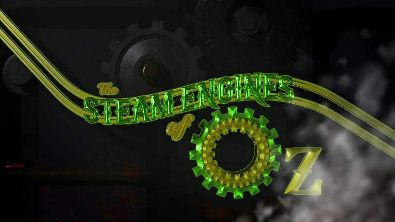 The Steam Engines of Oz Trailer (2018) Screen Capture #3