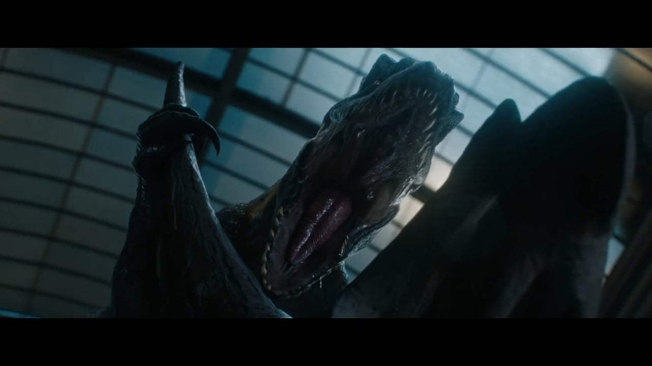 Jurassic World: Fallen Kingdom TV Spot - Creatures (2018) Screen Capture #3