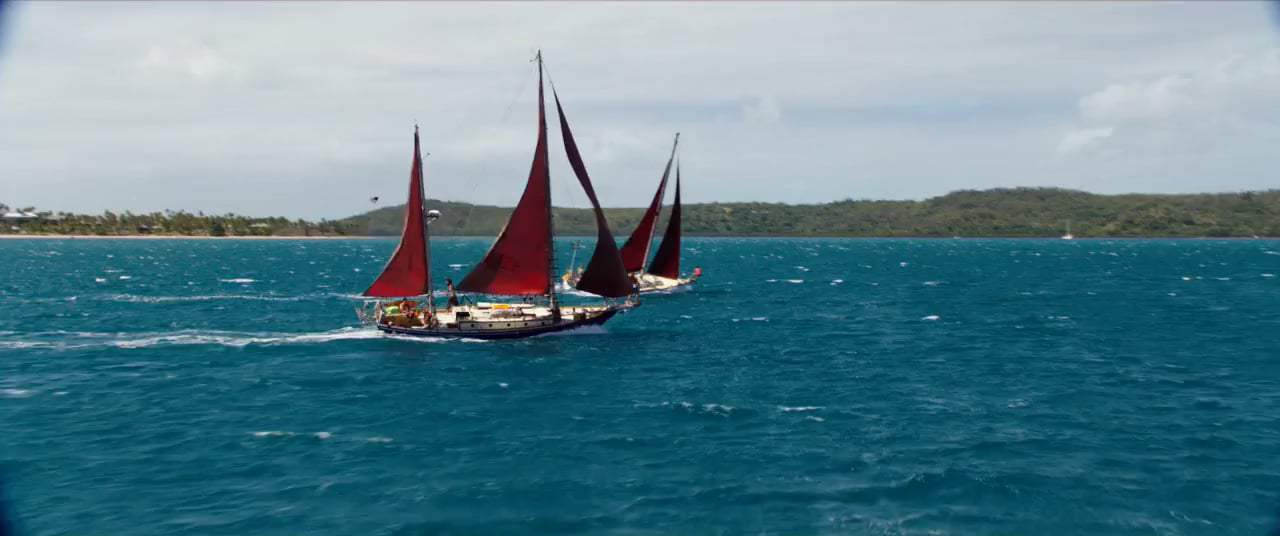 Adrift (2018) - Sailing Screen Capture #1