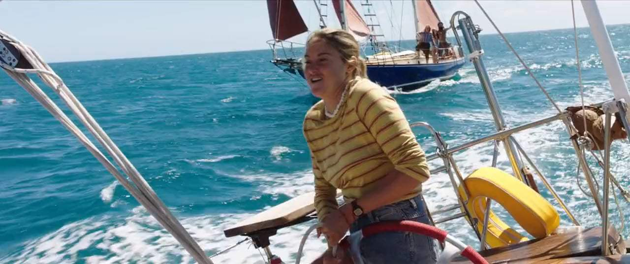 Adrift (2018) - Sailing Screen Capture #3