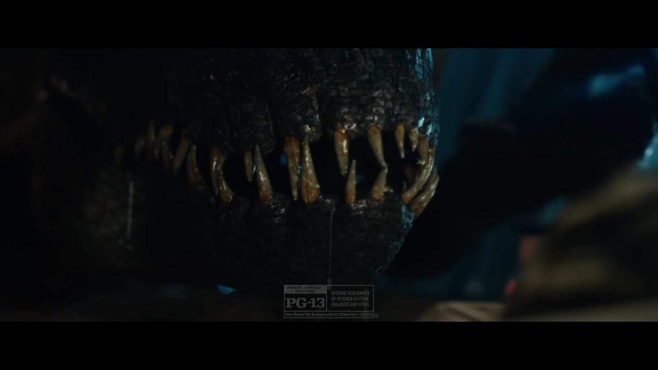 Jurassic World: Fallen Kingdom TV Spot - Off the Chain (2018) Screen Capture #4
