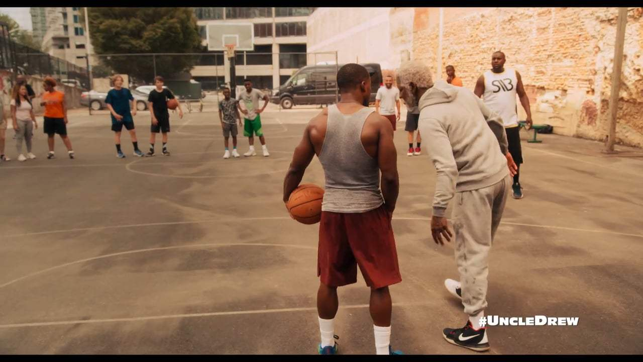 Uncle Drew TV Spot - Wisdom (2018) Screen Capture #1