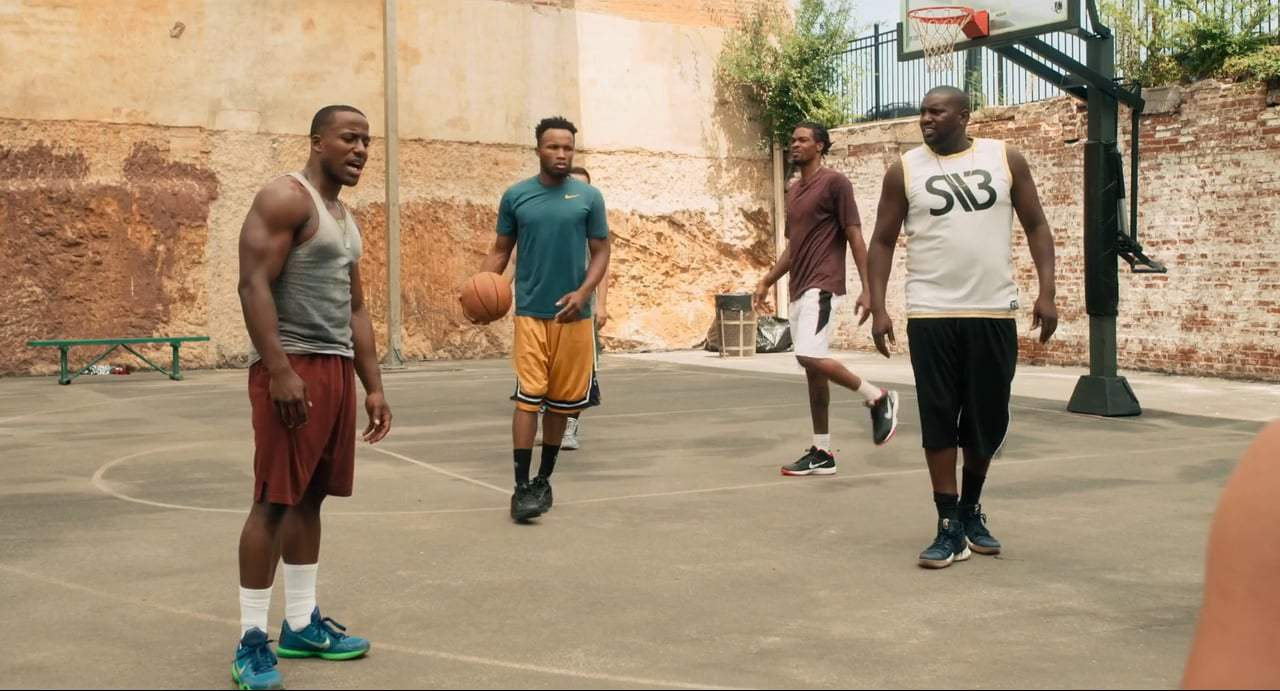 Uncle Drew (2018) - Hold My Nuts Screen Capture #1