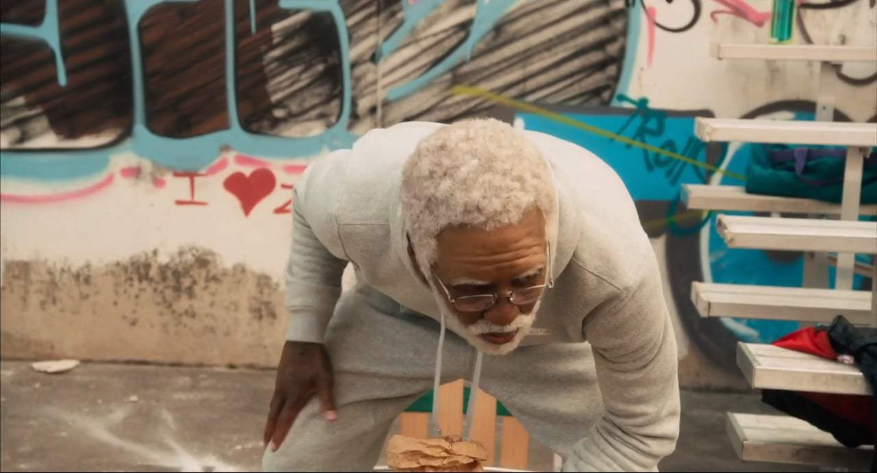 Uncle Drew (2018) - Hold My Nuts Screen Capture #2