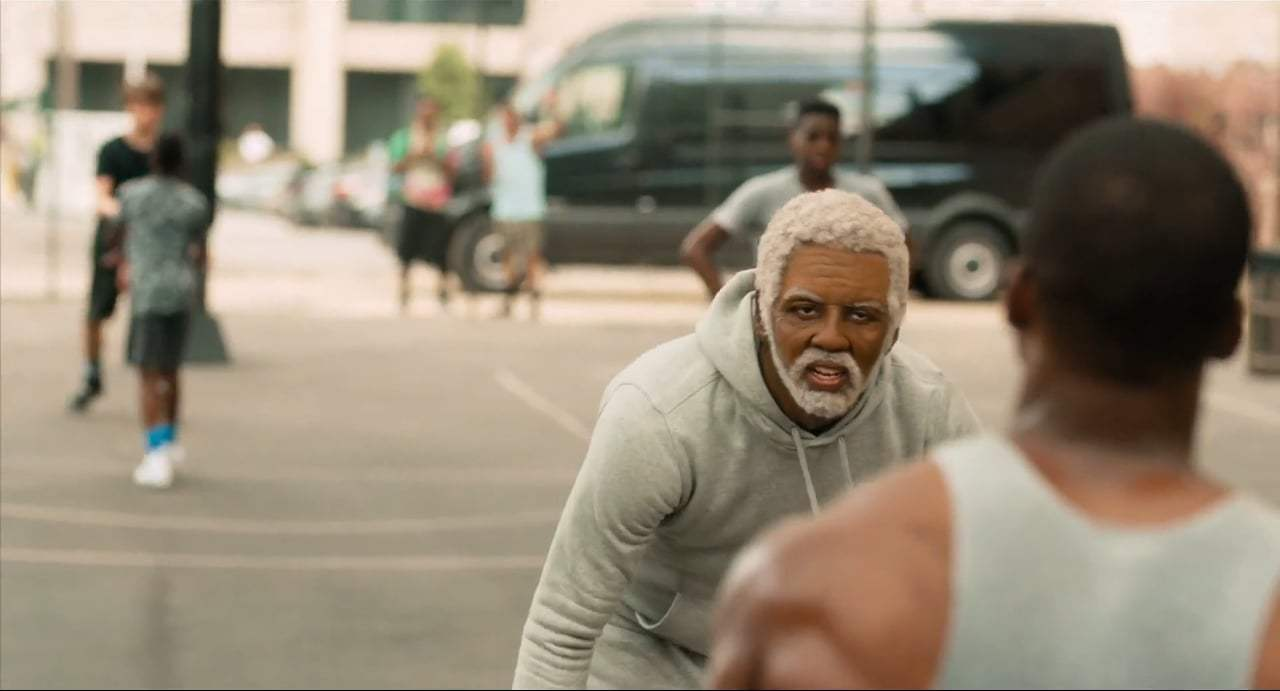 Uncle Drew (2018) - Hold My Nuts Screen Capture #3